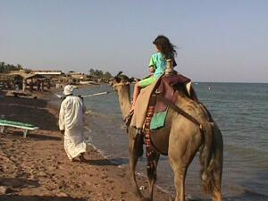 Eldest in Nuweiba 1998